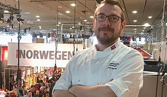 Driver den norske restauranten på Grüne Woche