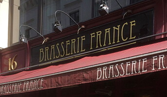 Brasserie France kåret til Norges favorittrestaurant