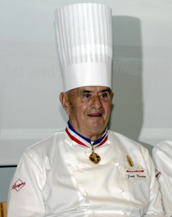 Paul Bocuse. (Foto: Morten Holt)
