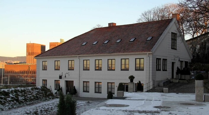 Norges beste restaurant med utsikt, ifølge Bookatable. (Foto: Morten Holt)