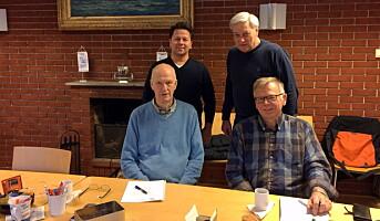 Etablerer møteplass for storkjøkkenveteraner