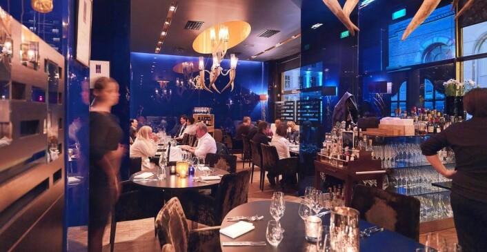 Restaurant Fjord. (Foto: Restaurant Fjord)