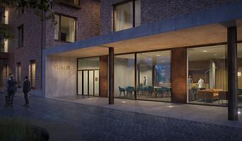 Snart åpner verdensnyheten Ydalir Hotel