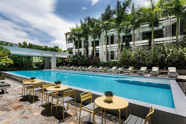 Viroth's Hotel i Kambodsja er kåret til verdens beste hotell i 2018 av TripAdvisor. (Foto: TripAdvisor)