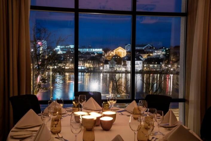 Fra restauranten FireLake på Radisson Blu Atlantic Hotel i Stavanger. (Foto: Rezidor Hotel Group)