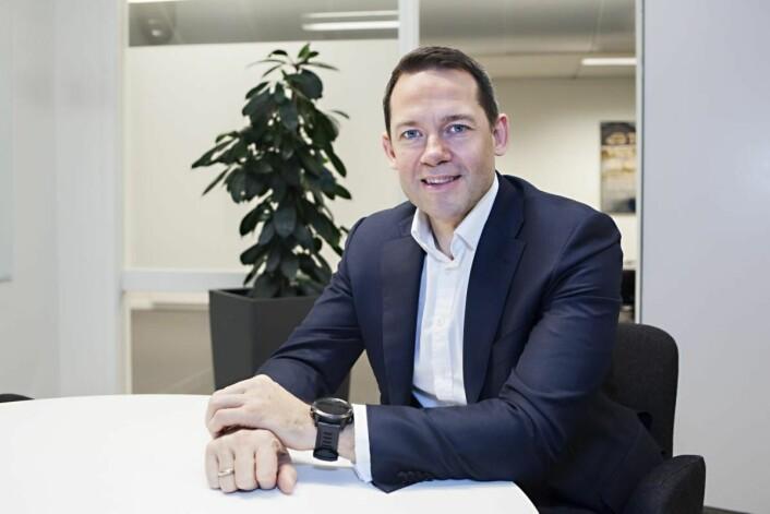 Administrerende direktør i Codan, Stefan Langva. (Foto: Codan forsikring)