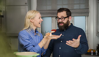 Klaus Sonstad med ny matserie