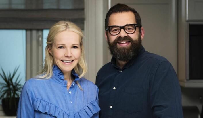 Berit Nordstrand og Klaus Sonstad (Foto: TV2)