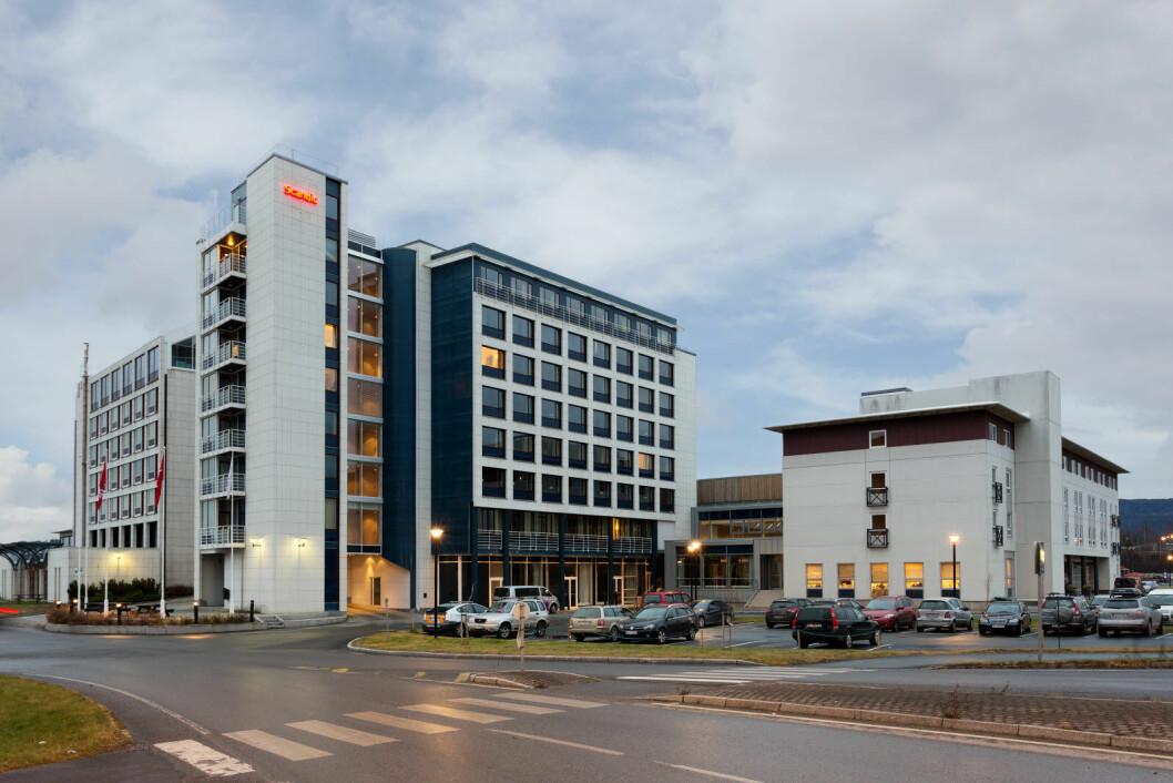 Scandic Hell skal renoveres. (Foto: Scandic Hotels)