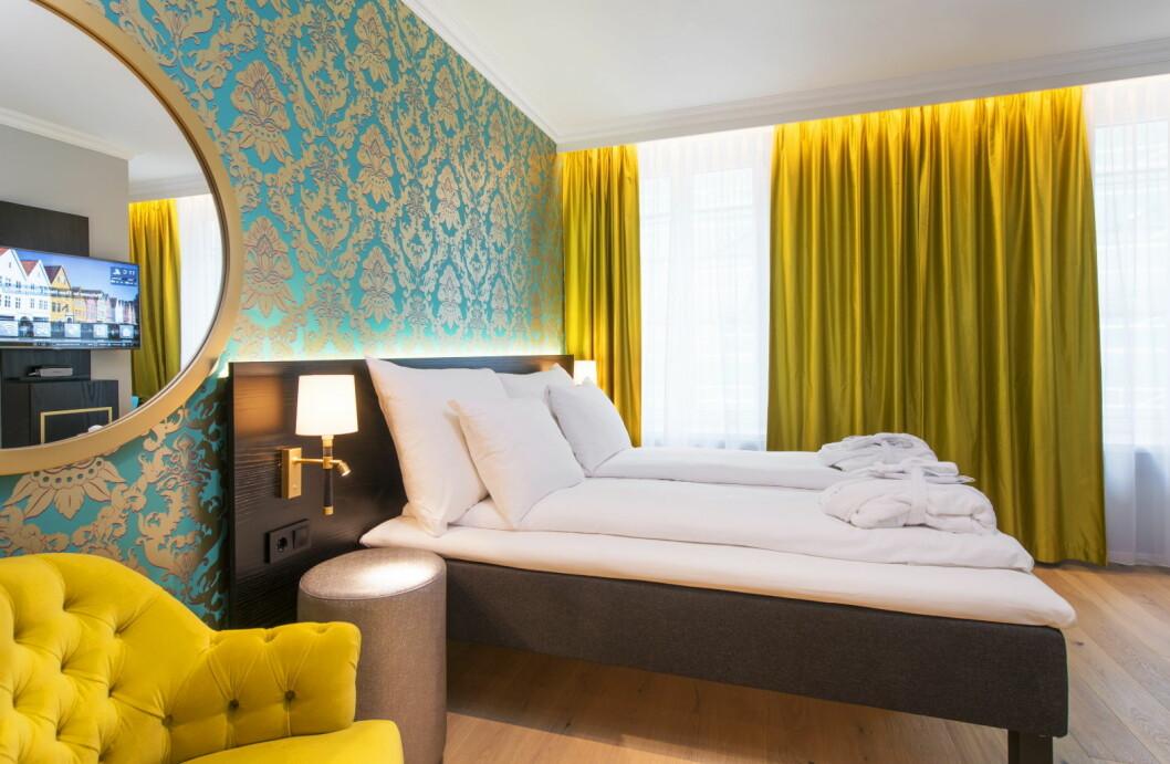 Bo en natt gratis på et av Thon-hotellene i Norge, mot at du anmelder opplevelsen. (Foto: Thontester.no)