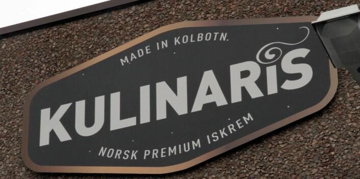 Kulinaris holder til på Kolbotn. (Foto: Morten Holt)