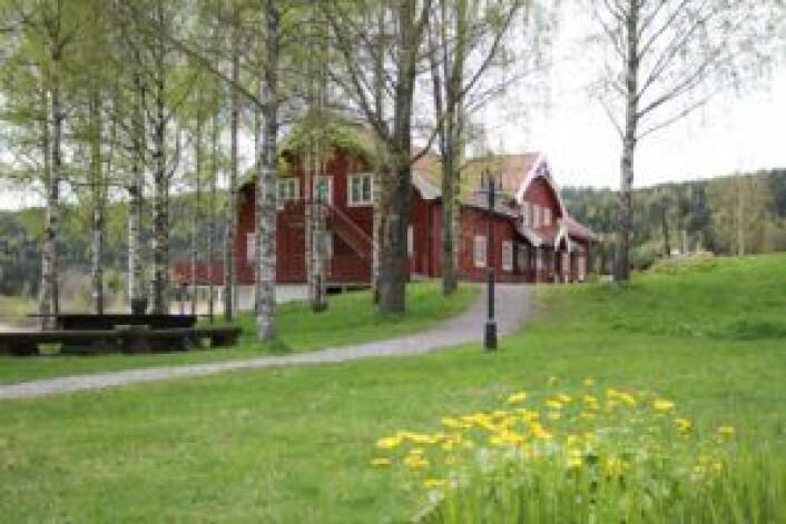 Opaker Gård. (Foto: Opaker Gård)