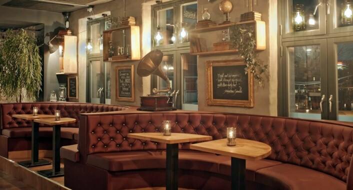 Fra Nedre LøkkaCocktailbar & Lounge på Grünerløkka. (Foto; Nedre Løkka)