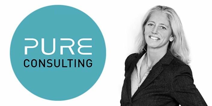 – Foodscape er en spennende arena, mener gründeren for Pure Consulting, Trine Lise Hattestad Bratsberg.
