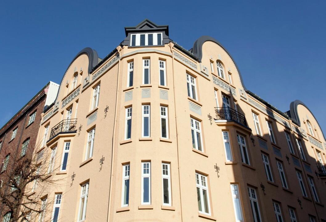 Bergen Harbour Hotel. (Foto: Hotellet)