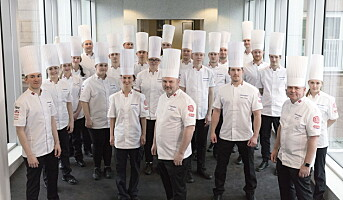 Culina sponser NKL og kokkelandslagene