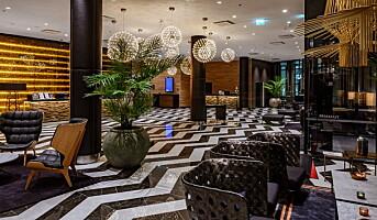 Populært Helsinki-hotell