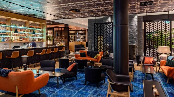 Clarion Hotel Helsinki Airport. (Foto: Nordic Choice Hotels)