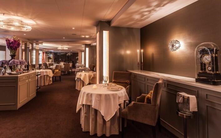 Fra restaurantÀ L'aise i Oslo, som sammen med Feinschmecker var nærmest en Michelin-stjerne i Norge i 2018. (Foto:À L'aise)