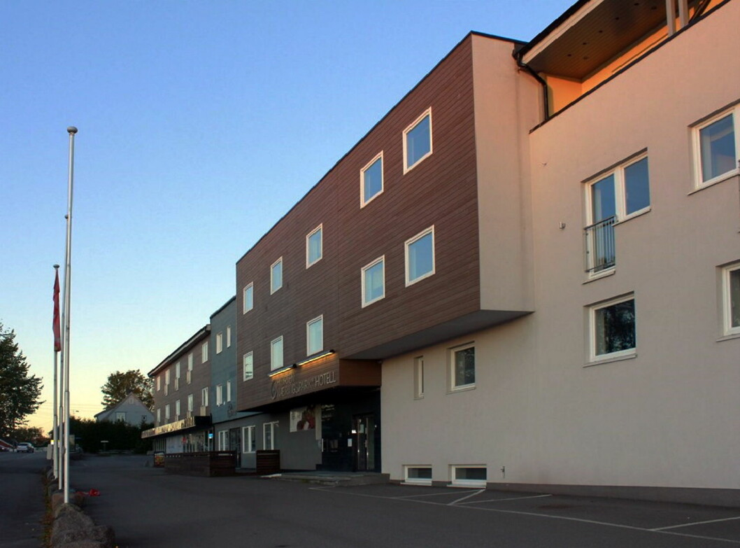 First Hotel Horten. (Foto: First Hotels)