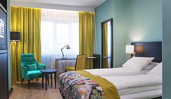 Thon Hotel Europa åpnet etter totalrenovering