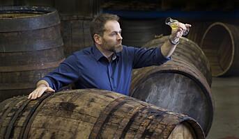 Gammel Opland utfordrer whisky og cognac