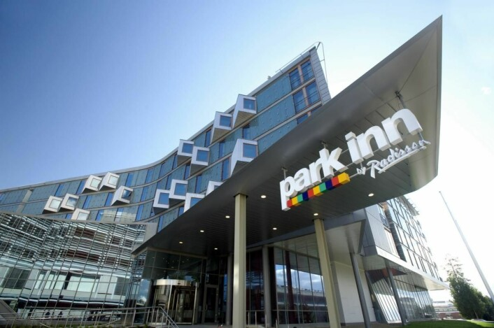 Park Inn by Radisson Oslo Airport. (Foto: Radisson Hotel Group)