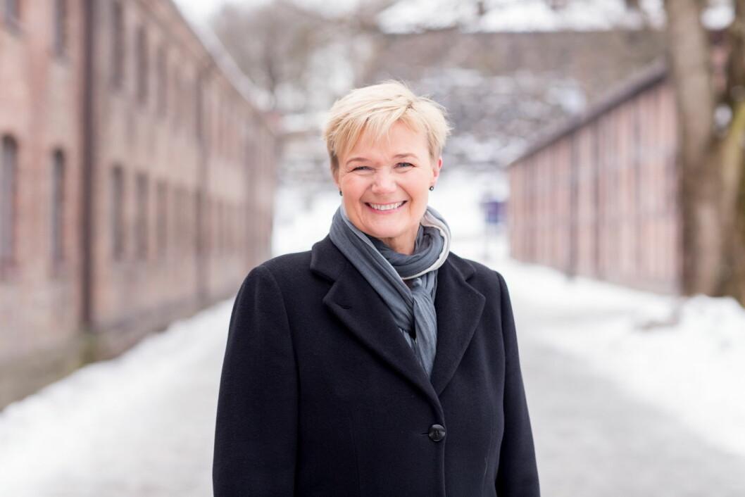 Grete Sønsteby, gründer av N2 Agri og N2 Applied. (Foto: Charlotte Wiig/Innovasjon Norge)