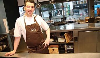 Gunnar Jensen er «Årets kjøkkensjef»