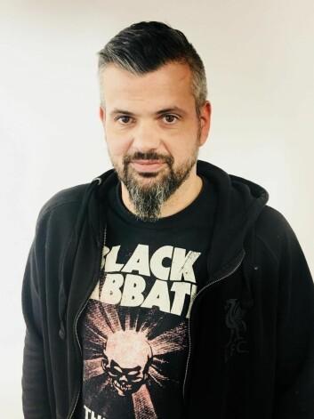 Jarle Kvåle. (Foto: Tons of Rock)