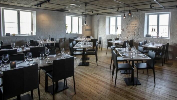 Illustrasjonsfoto: De Historiske/Festningen restaurant