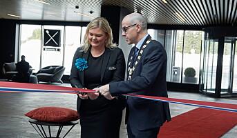 Nye Quality Airport Hotel har åpnet