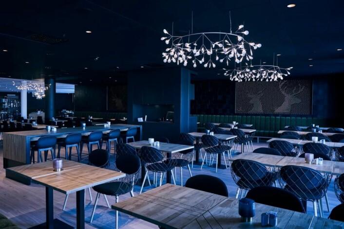 Nye Quality Hotel Gardermoen. (Foto: Jonas Berglund)