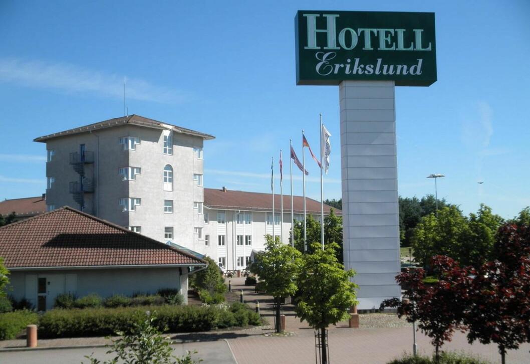 Hotell Erikslund blir et Best Western-hotell. (Foto: Best Western)