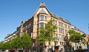 Ærverdig Halmstad-hotell inn i Best Western