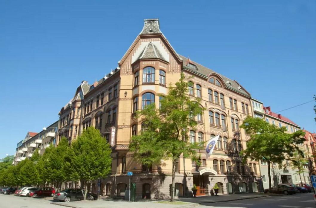 Hotel Continental Relax & Spa i Halmstad blir et Best Western-hotell. (Foto: Hotellet)