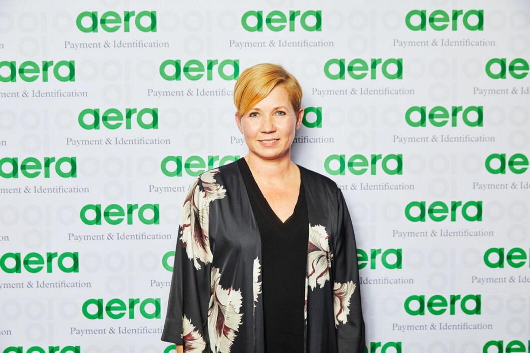 Tone Elise Steig, markedsdirektør i Aera Payment and Identification. (Foto: Håkon Mæland/MLandPictures)