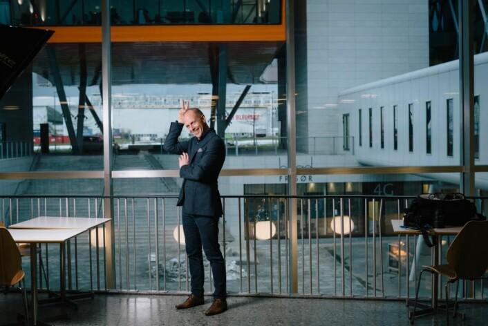 Bjørn Anskau. (Foto: Millum)