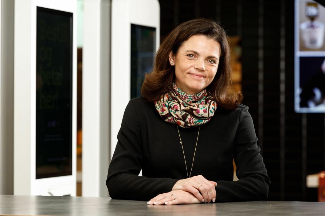 Pia Martinsen Mellby, administrerende direktør for McDonald's i Norge. (Foto: McDonald's)