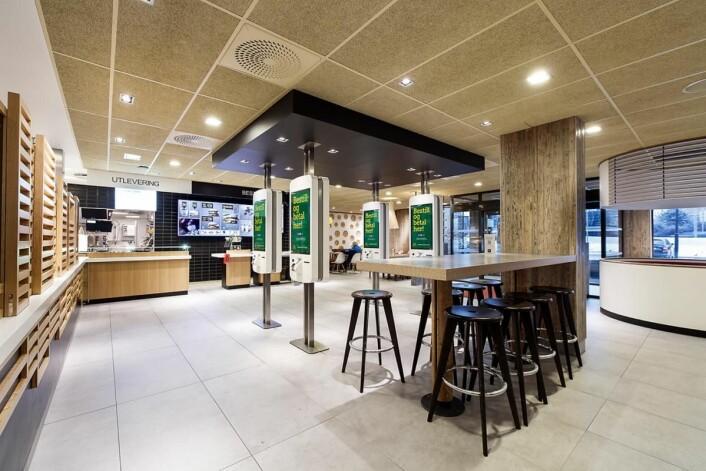 McDonald's skal åpne 20 nye restauranter i Norge. (Foto: McDonald's)