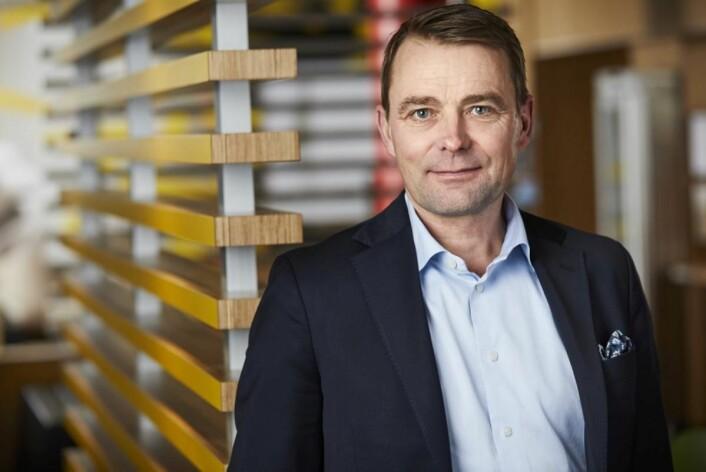 Christer Åberg, administrerende direktør for McDonald's i Norden. (Foto: McDonald's)