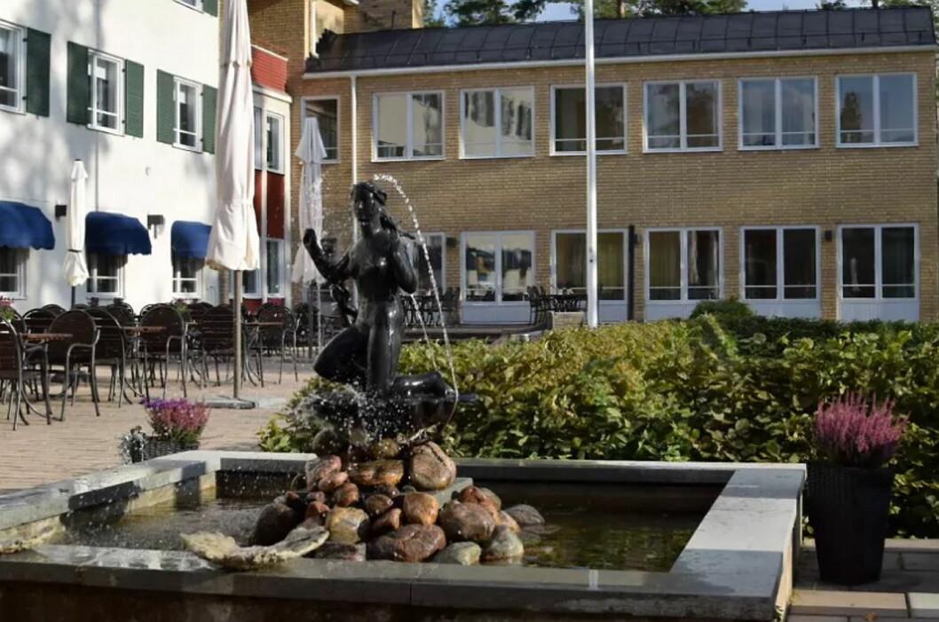 Hotel Malmköping. (Foto: Hotellet/Best Western)