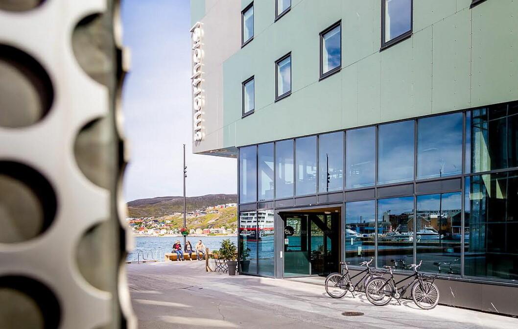 Smarthotel Hammerfest. (Foto: Smarthotel)