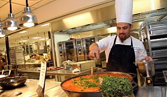 Etablerer nytt kokkelandslag