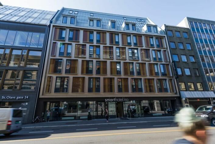 Smarthotel Oslo. (Foto: Smarthotel)