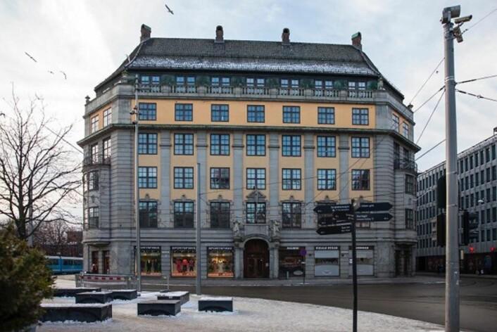 Amerikalinjen, like ved Jernbanetorget, åpnes i mars 2019. (Foto: Nordic Choice Hotels)