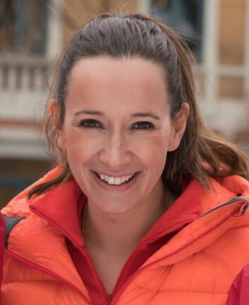 Nina Kristine MadsenGeelmuyden. (Foto: Norwegian Adventure Company)