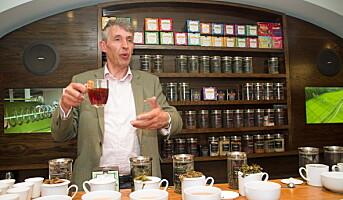 Øker kraftig uten te