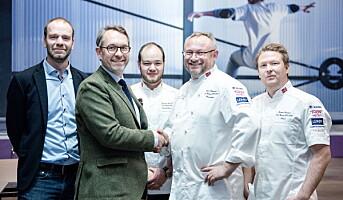 Bocuse d'Or Norge og Jernia med samarbeidsavtale