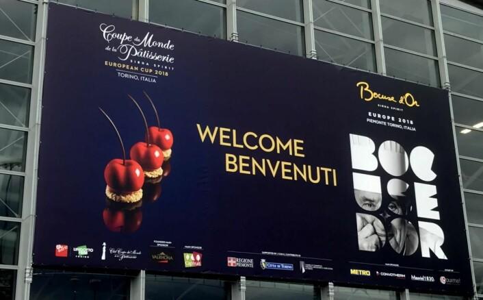 Bocuse d'Or Europe 2018 arrangeres i Torino i Italia. (Foto: Morten Holt)